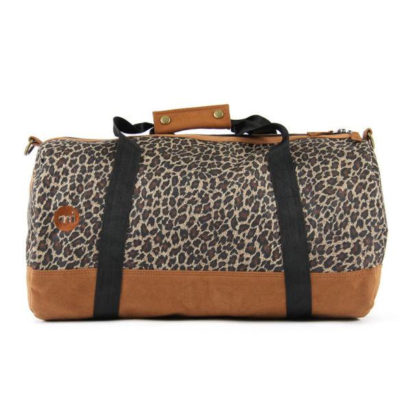 Mi-Pac Leopard Print Duffel Bag - Leopard