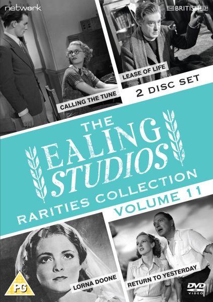 The Ealing Studios Rarities Collection - Volume Eleven