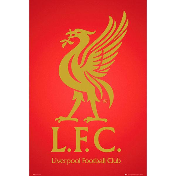 Liverpool Club Crest 2013 - Maxi Poster - 61 x 91.5cm