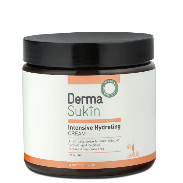 DermaSukin Daily Intensive Hydrating Cream (500 ml)