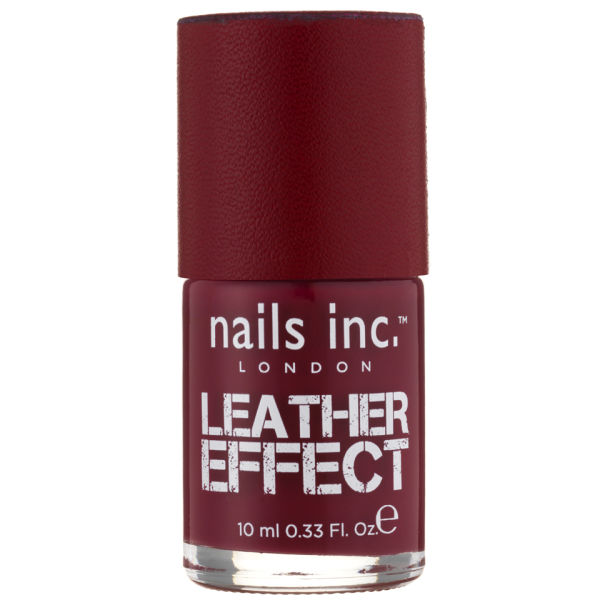 nails inc. Shoreditch Lane Leather Polish
