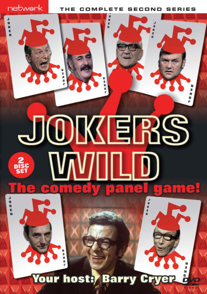 Jokers Wild -  The Complete Second Series