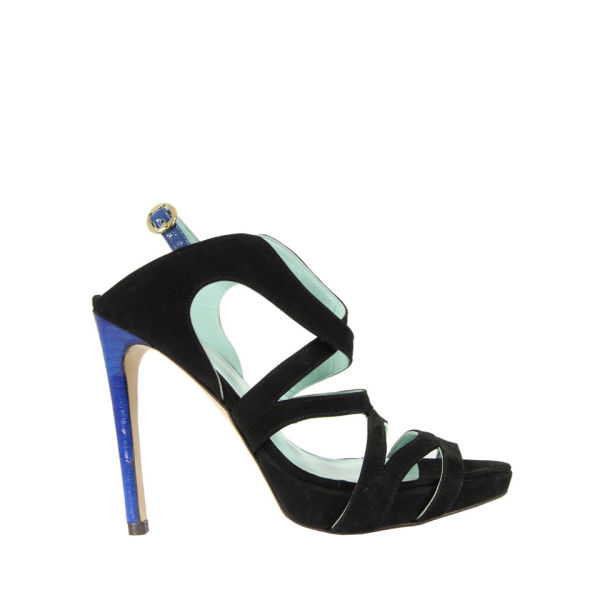 Atalanta Weller Women's COGGLES EXCLUSIVE Lorelei Shoes - Black/Blue