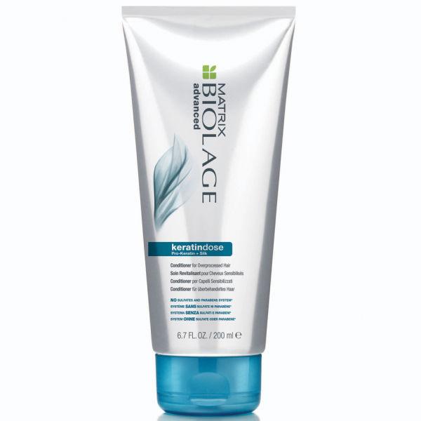 Matrix Biolage Keratindose revitalisant pour cheveux sensibilisés (200ml)