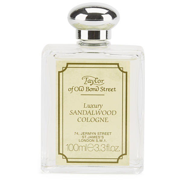 Taylor of Old Bond Street Sandalwood Cologne (100 ml)