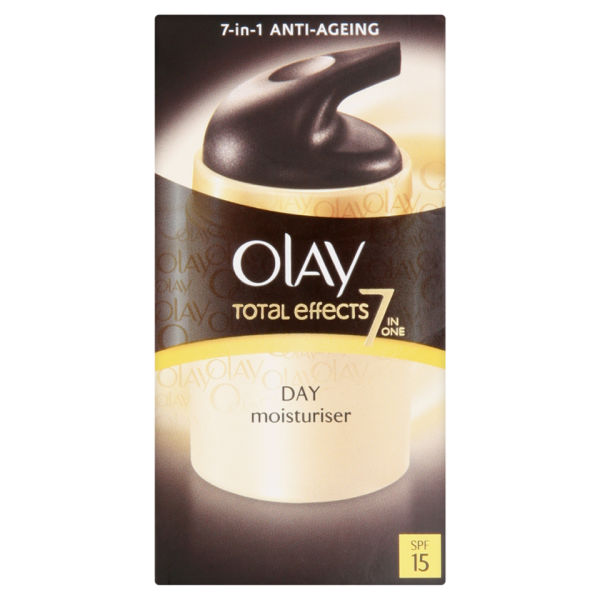 Olay Total Effects Moisturiser Dagkrem SPF15 (50ml)