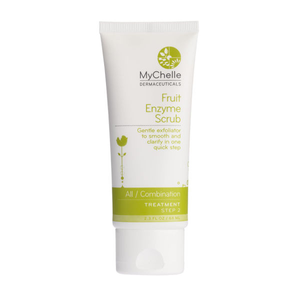 MyChelle traitement exfoliant aux fruits