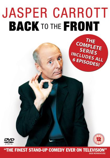 Jasper Carrott: Back To The Front