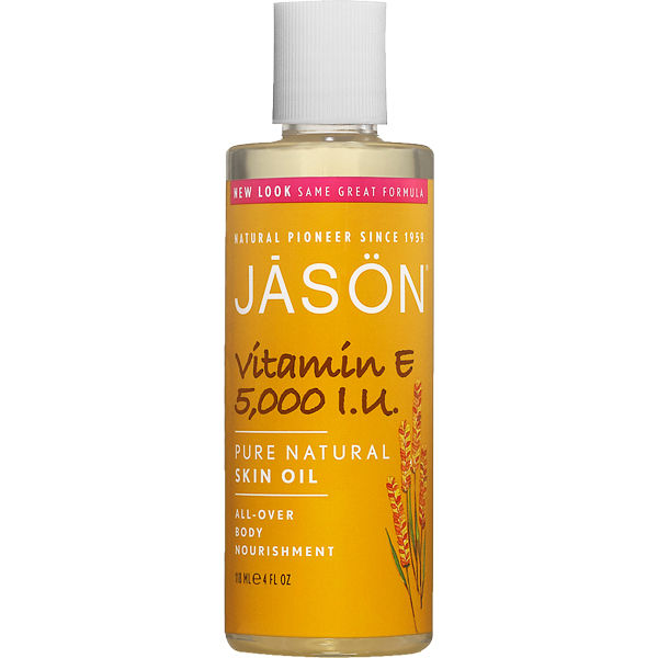 JASON Vitamin E 5,000iu Oil All Over Body Nourishment (118 ml)