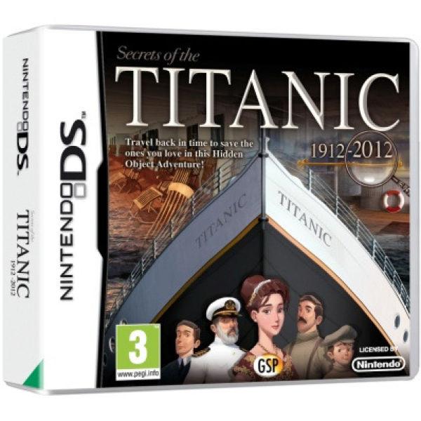 Hidden mysteries titanic ds download