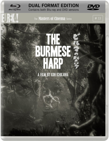 The Burmese Harp (Blu-Ray and DVD)