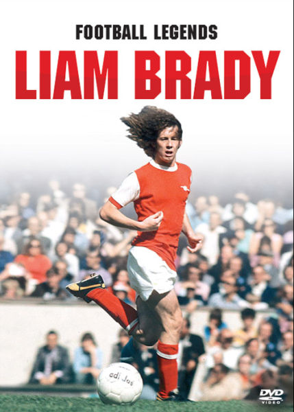 Football Legends: Liam Brady