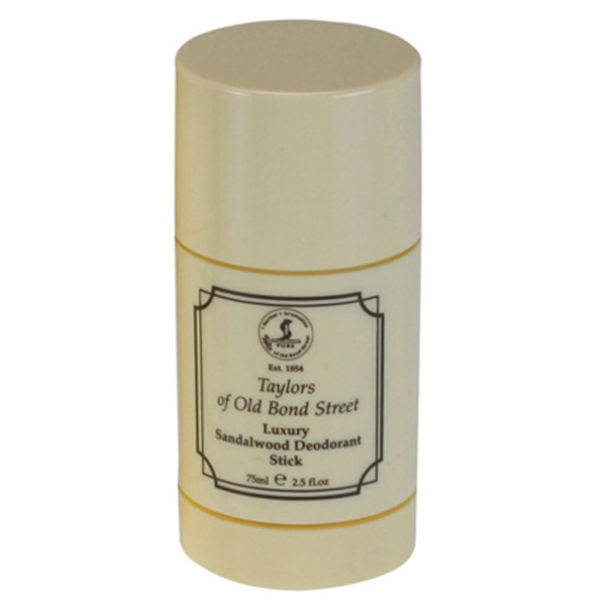 Taylor of Old Bond Street Sandalwood Deodorant Stick (75ml)