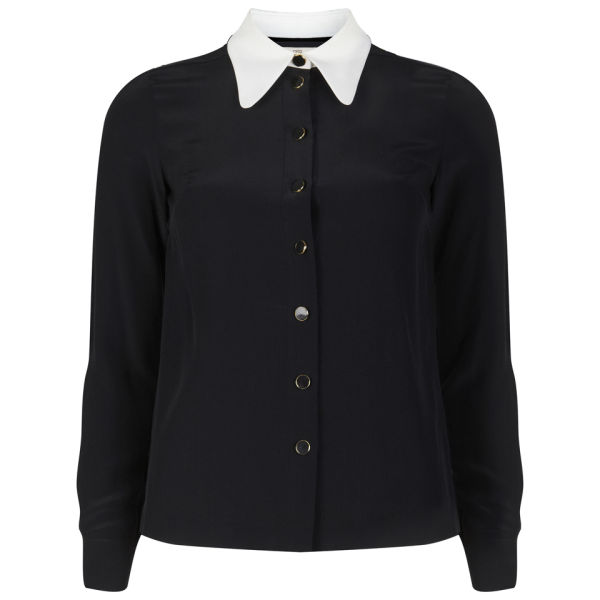 Orla Kiely Women's Blouse - Black