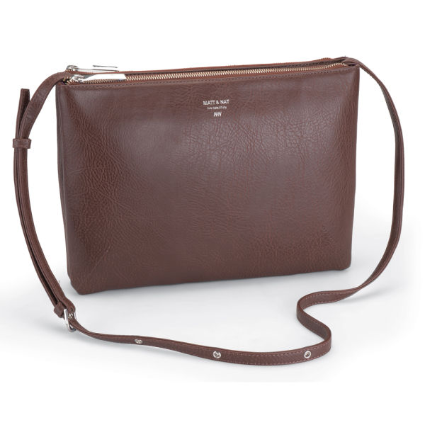 285445c7db7c29 Matt & Nat Women's Dreamed Cross Body Bag - Cognac: Image 2