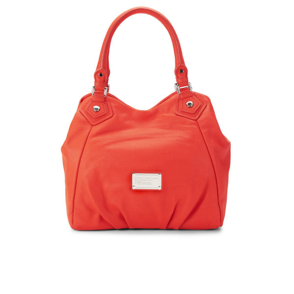 Marc by Marc Jacobs Leather Fran Wing Tote Bag - Infra Red