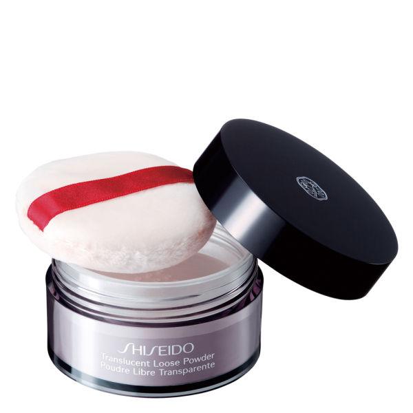 Translucent Loose Powderde Shiseido (18g)