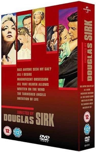 Douglas Sirk Box Set