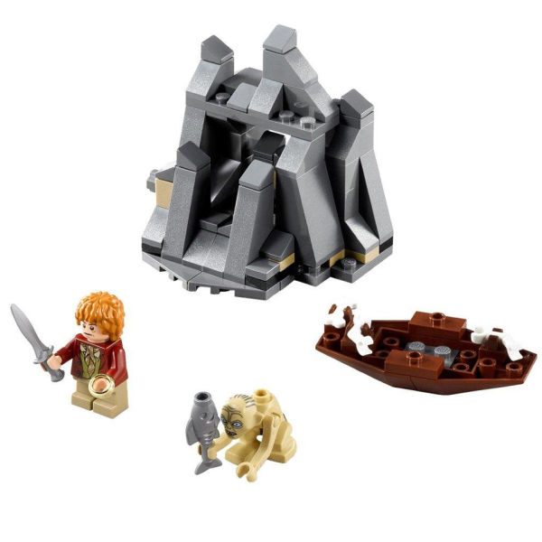 LEGO The Hobbit 79000 Riddles for the Ring review ...