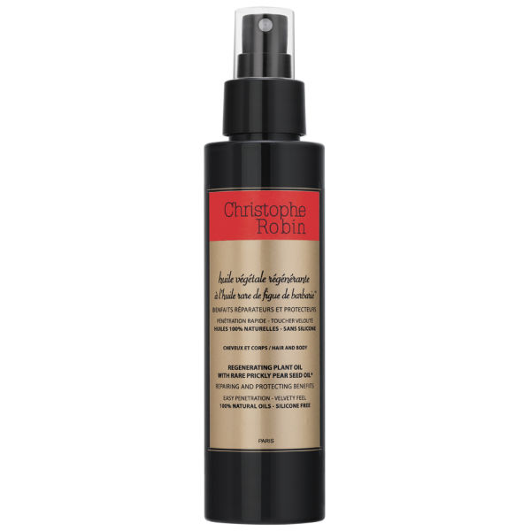 Christophe Robin Regenerating Oil with Rare Prickly Pear Seed Oil (4.2oz)