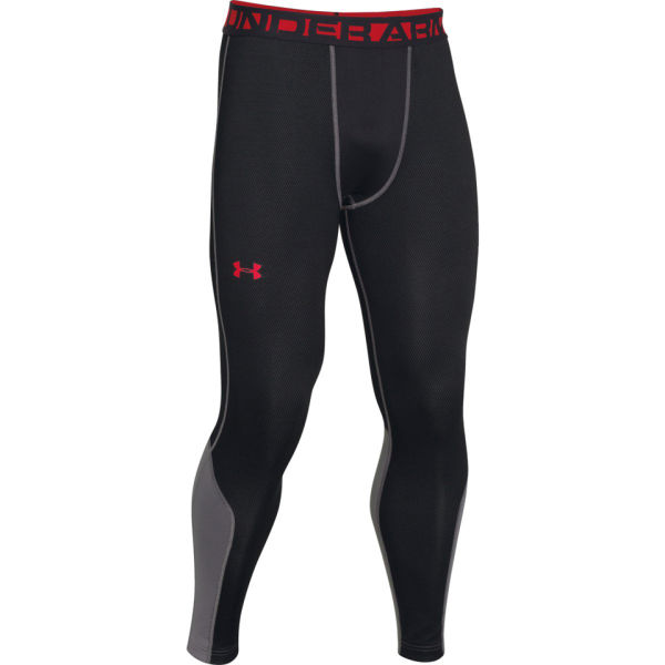 Under armour men 39 s cold gear infrared thermo leggings for Under armour cold gear shirt mens