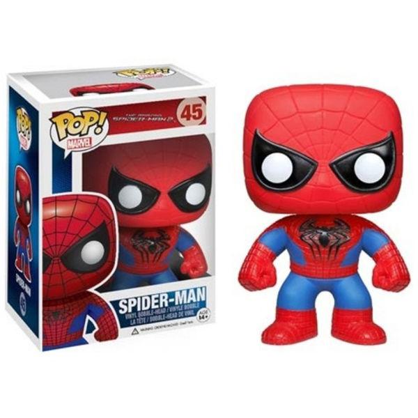 Amazing Spider-Man 2 Movie Spider-Man Pop! Vinyl Figure New!