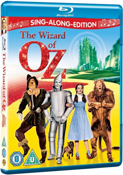 Wizard Of Oz Blu Ray Zavvi