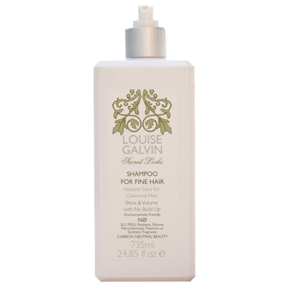 Louise Galvin shampoing pour cheveux fins 735ml