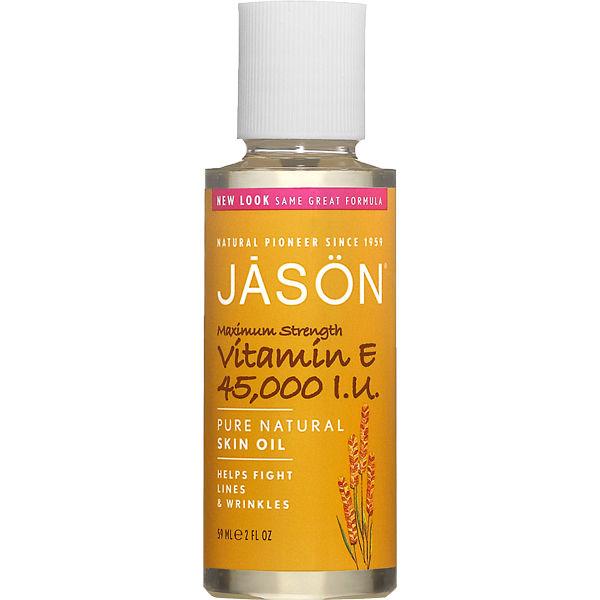 L'huile de JASON Vitamine E45,000iu - Huile à puissance maximum (60ml)