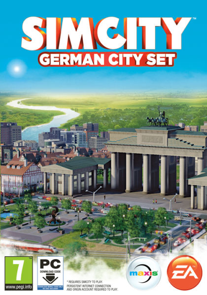 SimCity: Édition Allemagne