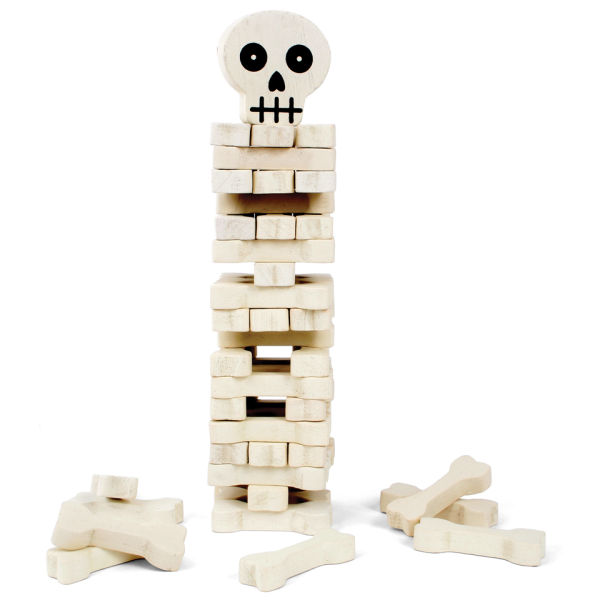 Stack The Bones Game | IWOOT