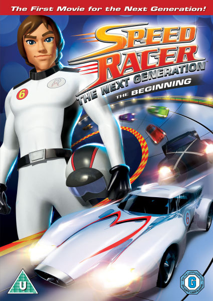 Speed Racer: Next Generation - The Beginning
