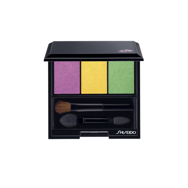 Shiseido Luminizing Satin Eye Color Trio YE406 - Tropicalia 3g