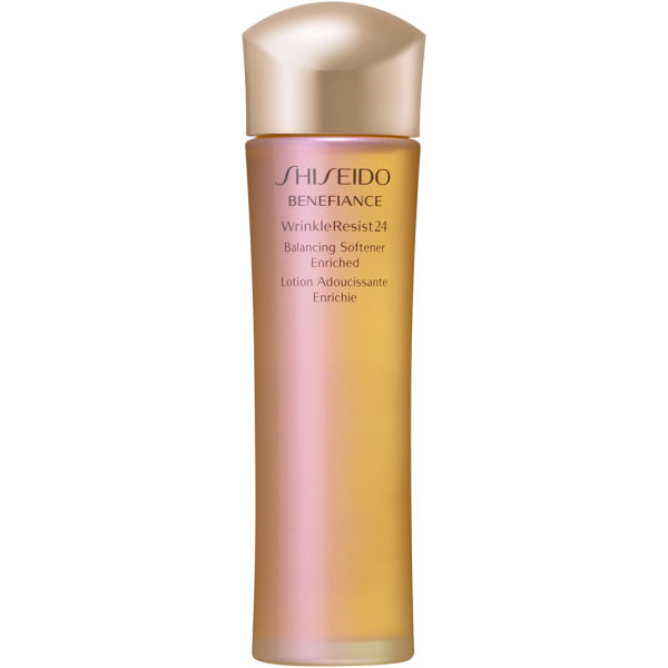 Benefiance WrinkleResist24 Enriched Balancing Softener de Shiseido (150ml)