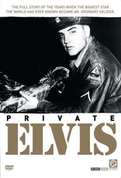 Elvis Presley - Private Elvis