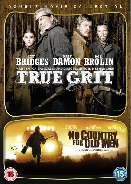 true grit vs old man and While the coen version of true grit is structurally  method for no country for old men — faithful to  horseman knew the dead man,.