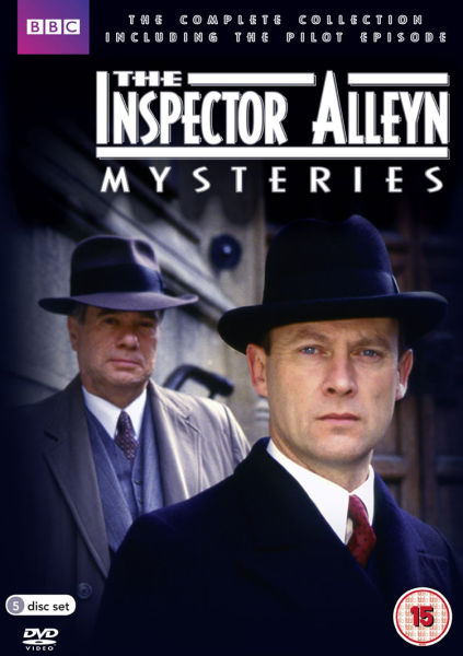 Inspector Alleyn - The Complete Series