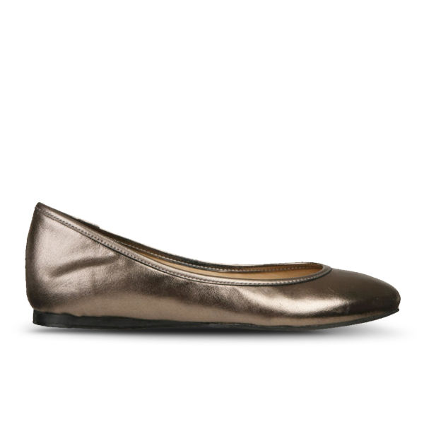 Just Ballerinas Women's Caminato Leather Ballet Pumps
