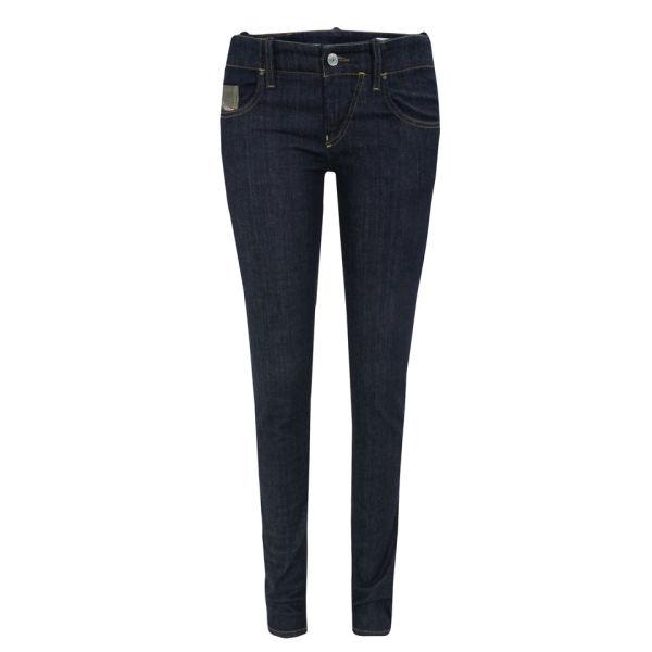 Diesel Women's Grupee 881K Jeans - Denim