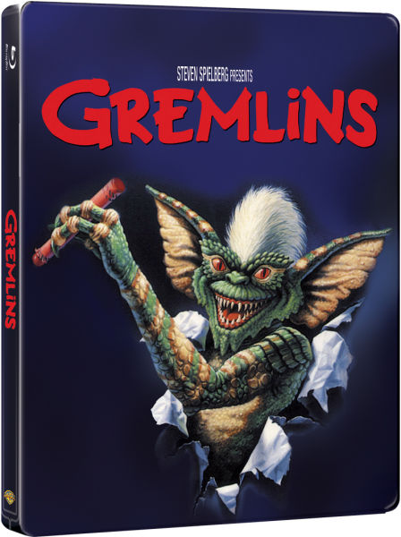 Gremlins Zavvi Exclusive Limited Edition Steelbook Blu