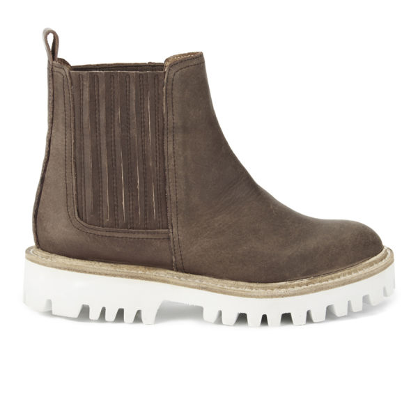Jeffrey Campbell Women's Police Chelsea Boots - Brown