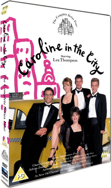 Caroline In The City - Complete Series 4