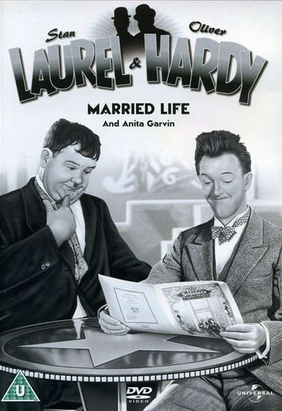 Laurel & Hardy - Married Life And Anita Garvin
