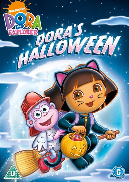 Dora The Explorer - Dora's Halloween