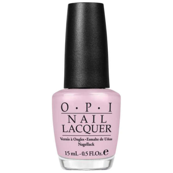 Opi Steady As She Rose Nail Lacquer (15ml)