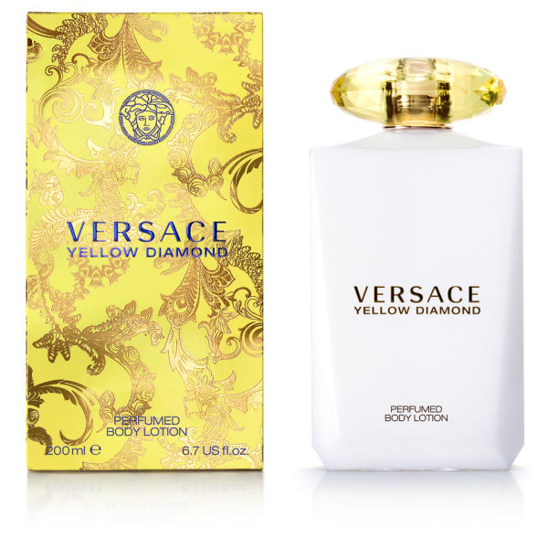 Versace Yellow Diamond lotion corporelle 200ml