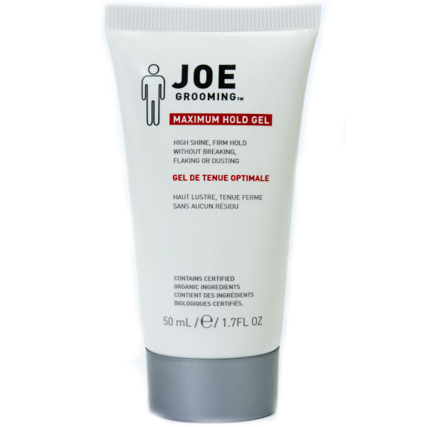Joe Grooming Maximum Hold Gel (50ml)