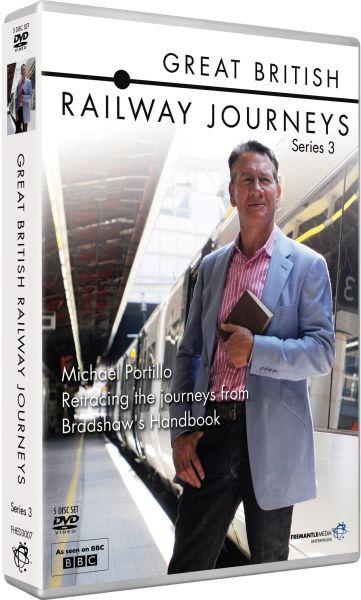 Great British Railway Journeys - Series 3