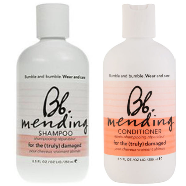 Bb Wear and Care Mending Duo- Shampooinget après-shampooing