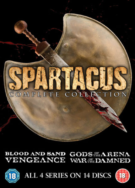 Spartacus - The Complete Collection